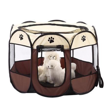 8-side Foldable Pet House