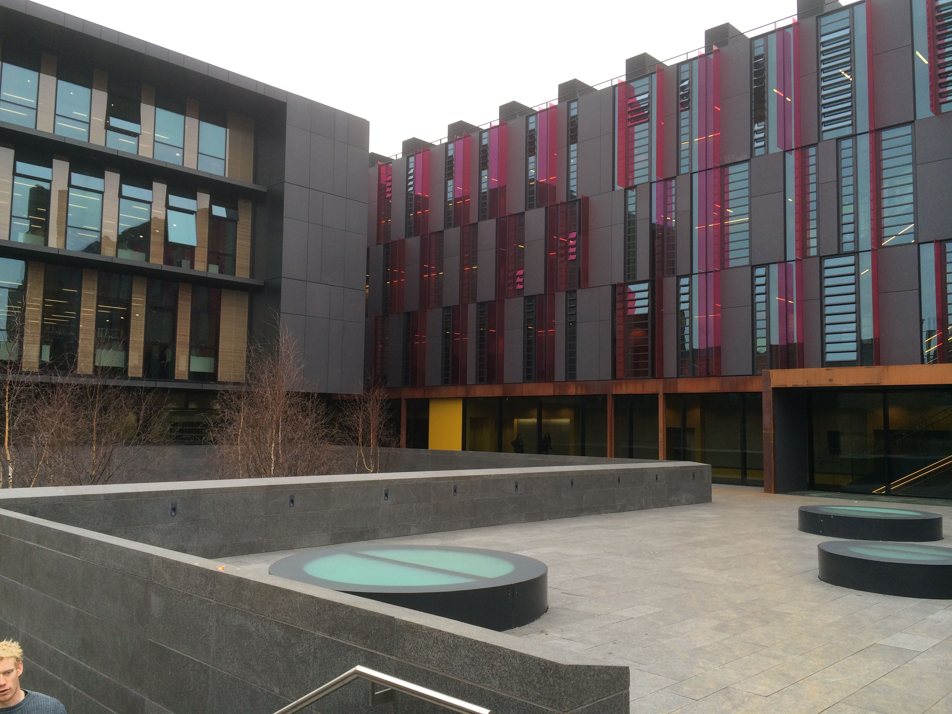 Oxford Brookes University – 24th of February 2014 inaugurated the John Henry…