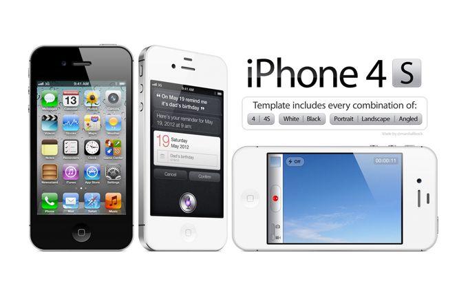 High Resolution Iphone 4 4s Psd Template 365psd Iphone 4s Psd Templates Iphone