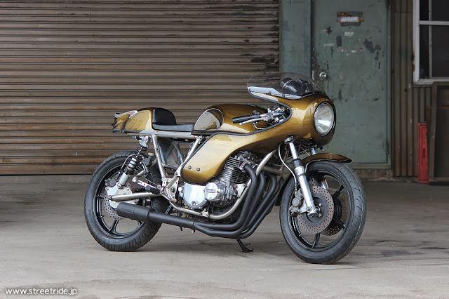 Kawasaki Z 1000 by Moto-Cycle