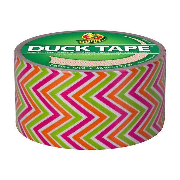 Zig-Zag (chevron) Duct tape