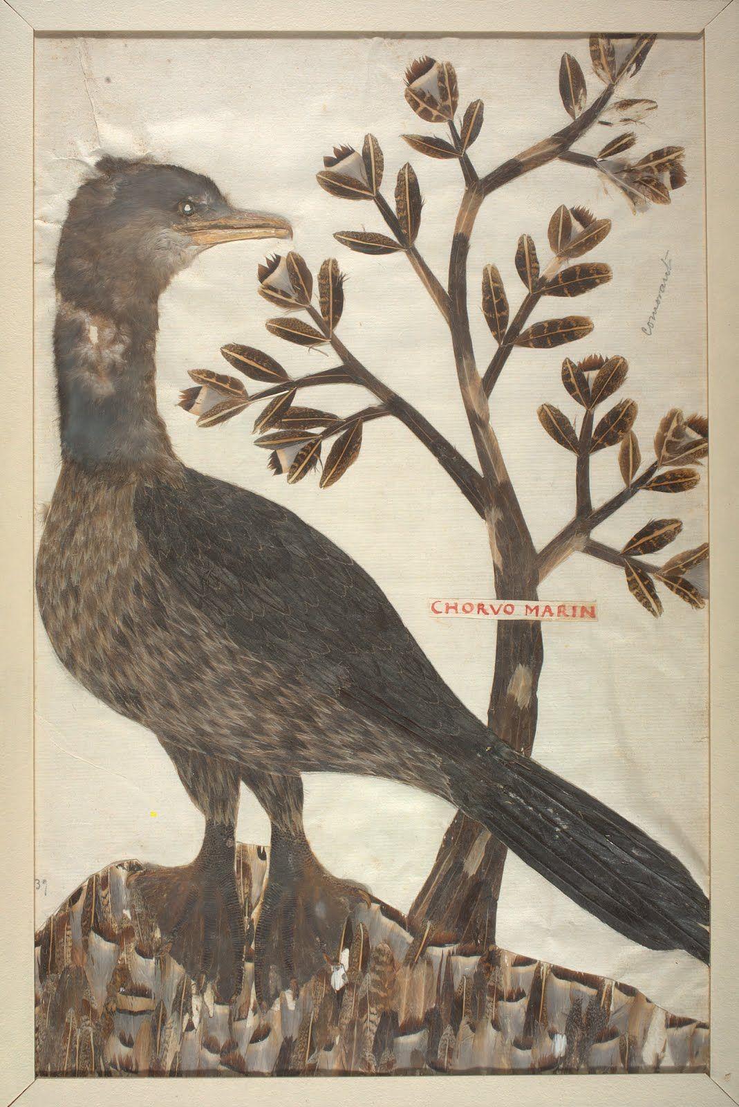 Weird Stuff We Found Online: The Feather Book of Dionisio Minaggio