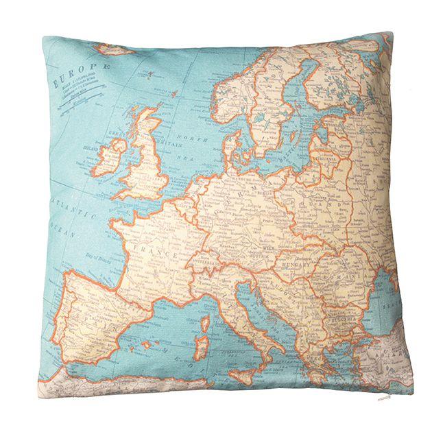 Httpssassandbellevintage map cushion sofa dressing httpssassandbellevintage map cushion gumiabroncs Images