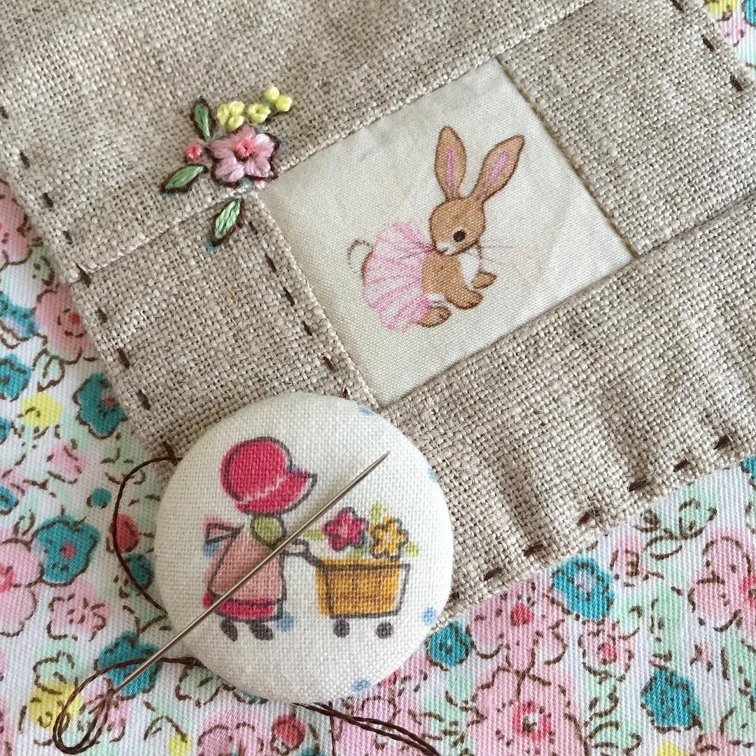 There has not been any sewing over the last few days So even the