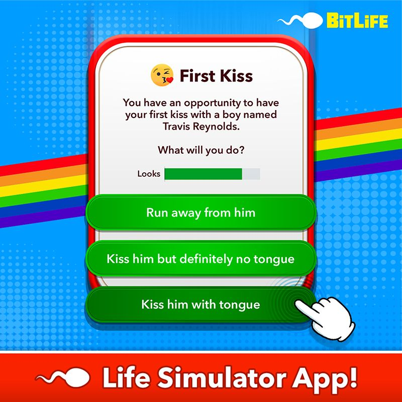 So I Decided To Hop On The Bitlife Bandwagon And I Was Not Disappointed You Are Def Going In 2020 Funny Text Conversations Dont Touch My Phone Wallpapers Funny Texts