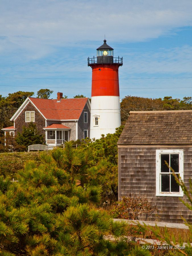 Photograph New England Lighthouse by Jim Dease on 500px