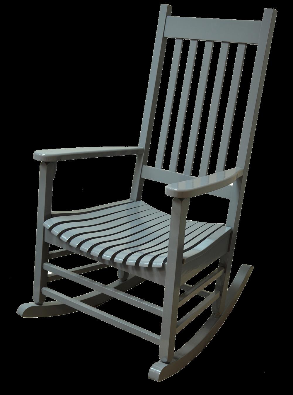 כסא נדנדה של ניחותא דגם ניו יורק Rocking chair porch