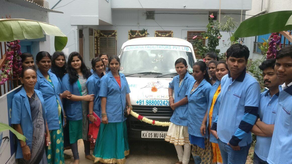 Home nursing service provider elderly health care agency