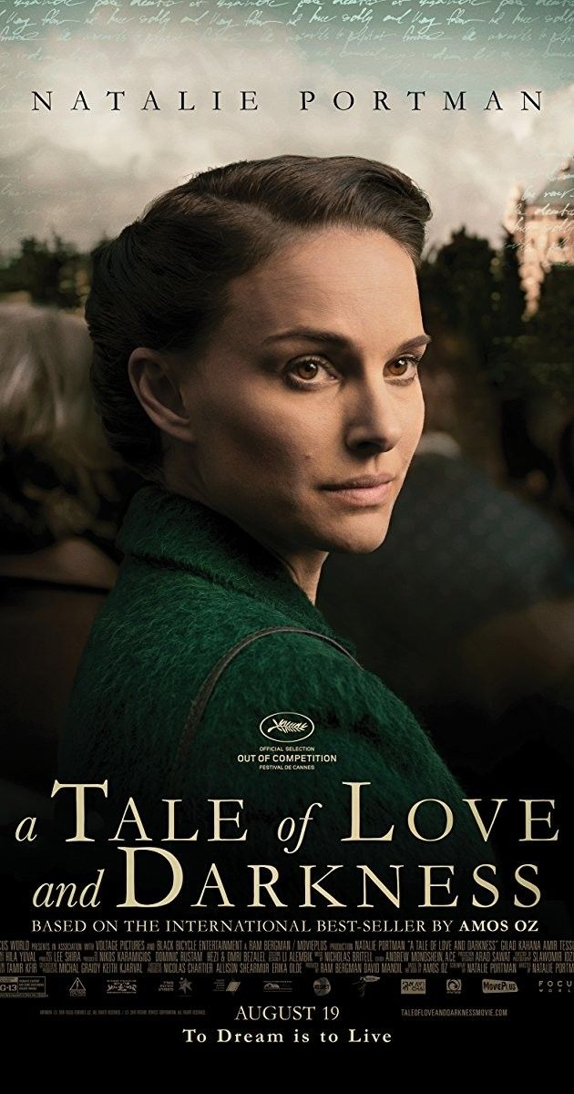 A Tale of Love and Darkness (2015) Period drama movies