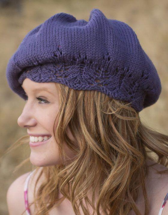 Beret Knitting Patterns Berets Knitting Patterns And Patterns