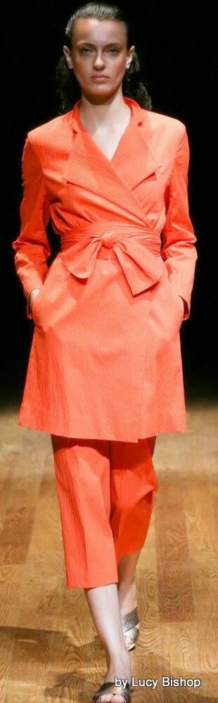 Josie Natori Spring 2015 RTW