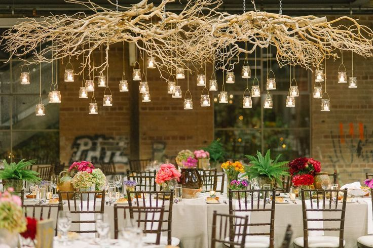 A Beautiful Rustic Summer Themed Wedding Located In Our Bmo Atrium