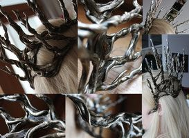 Thranduil crown 3.0 (sold) by ca-g-e