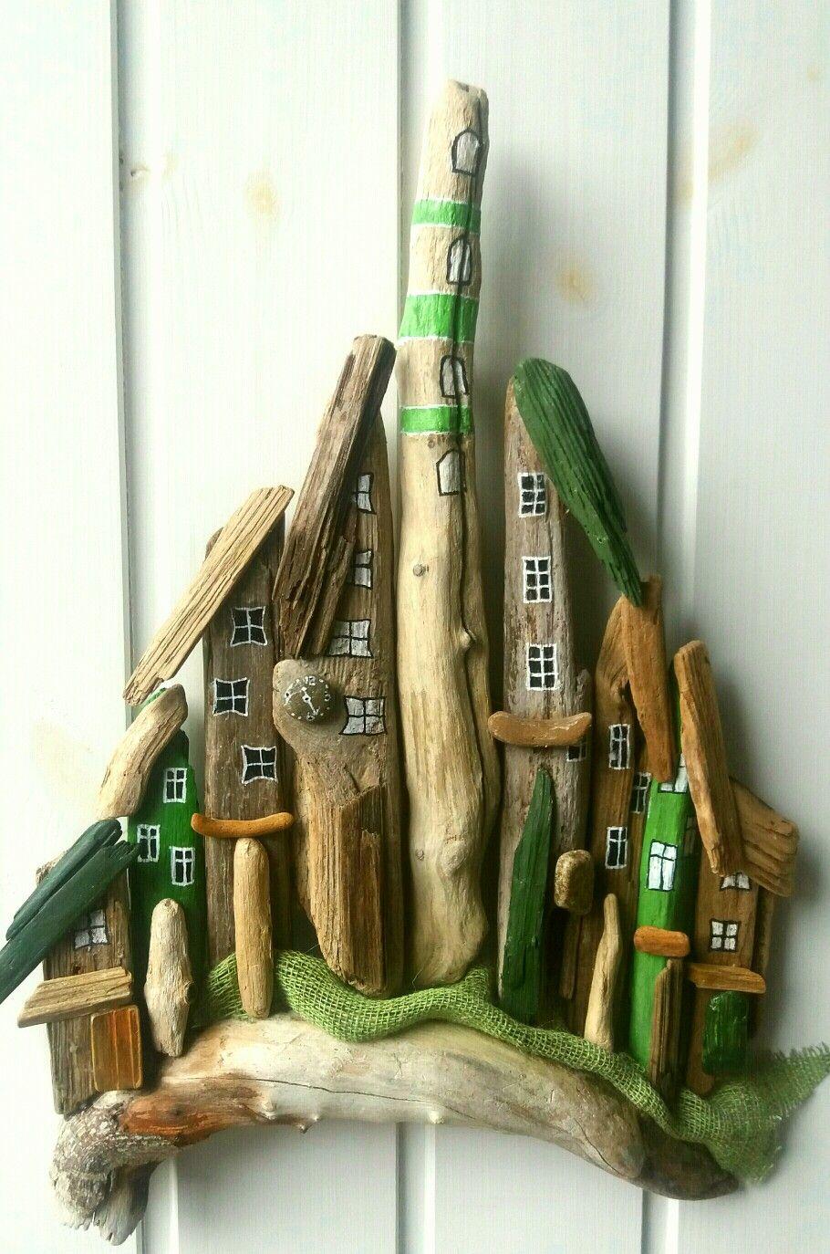 Lille Oliven grøn drivtømmer by. designed by EVAs                                                                                                                                                                                 More #boisflotté