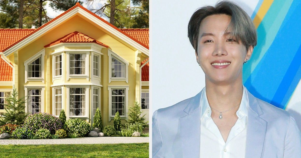 Build Your Dream House And I Ll Tell You Which Male K Pop Idol Lives With You Dreaming Of You Told You So Quizzes For Fun