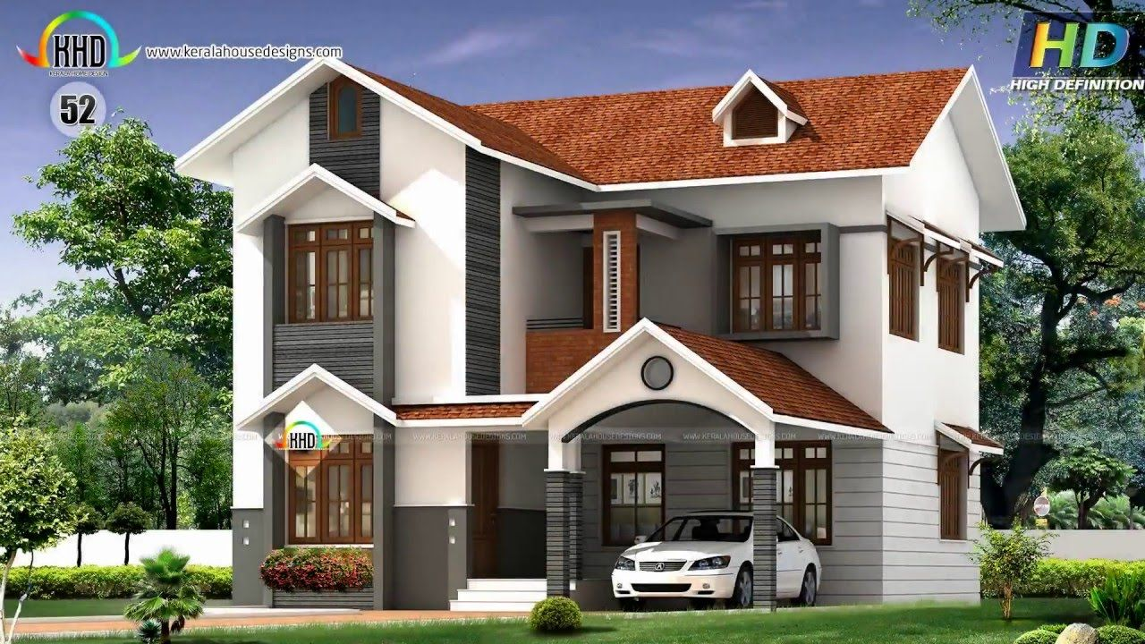 Top 90 House Plans Of March 2016 Youtube Home Decor Home Decor Ideas Home Decor Painting In 2020 Kerala House Design Latest House Designs House Construction Plan