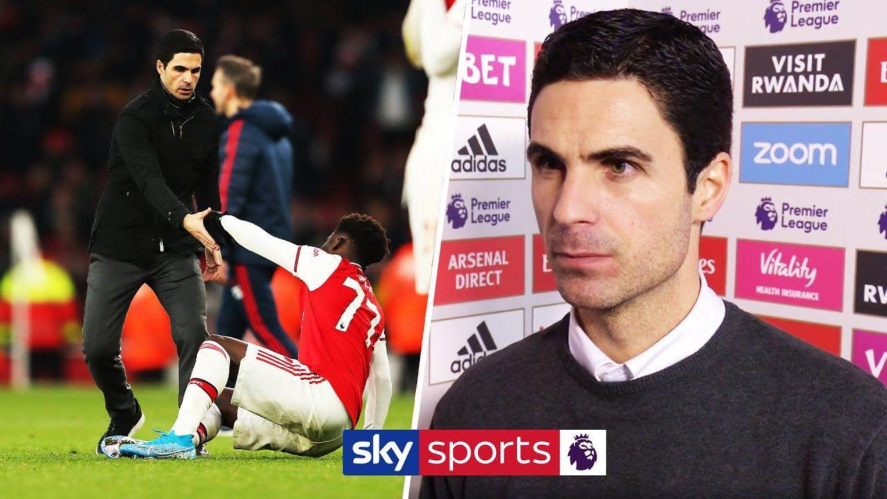 Mikel Arteta reacts to 'cruel' Chelsea comeback Arsenal