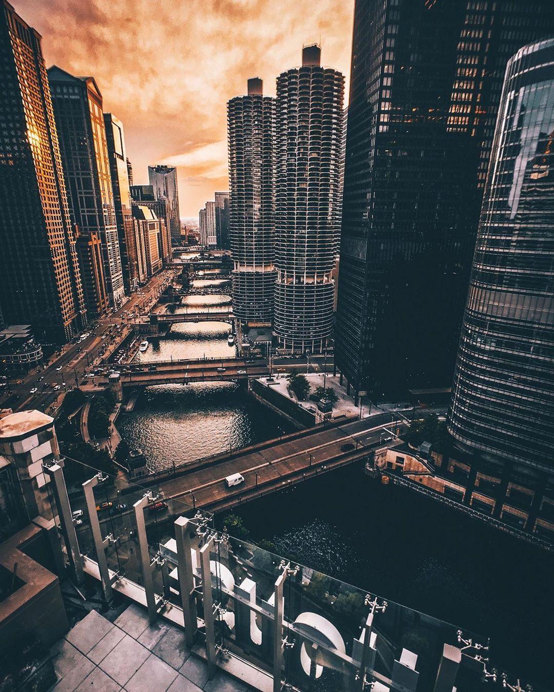 Chicago River, Dream City, Chicago