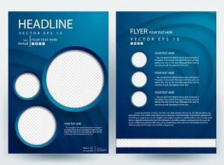 تحميل بروشورات وفلايرات جاهزة للتعديل Brochure Design Template Brochure Template Brochure Layout