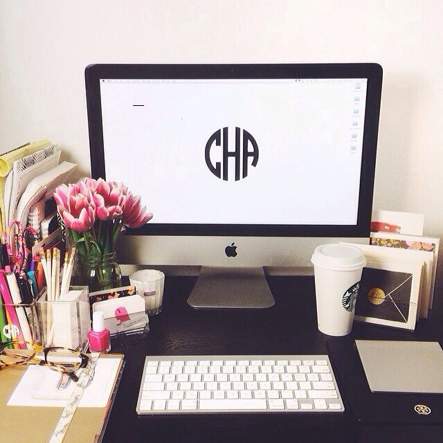 desk space Desk Space Pinterest Desk space, Desks and Spaces