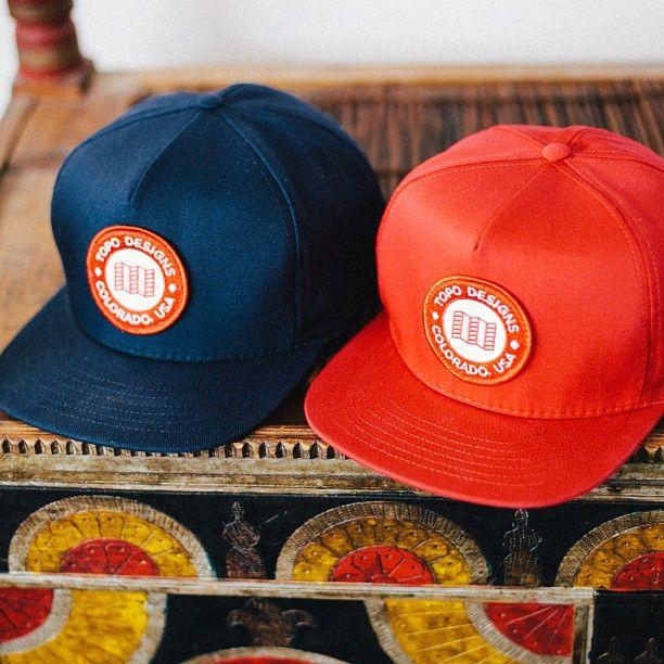 2c647cba125 topo designs Dope Hats