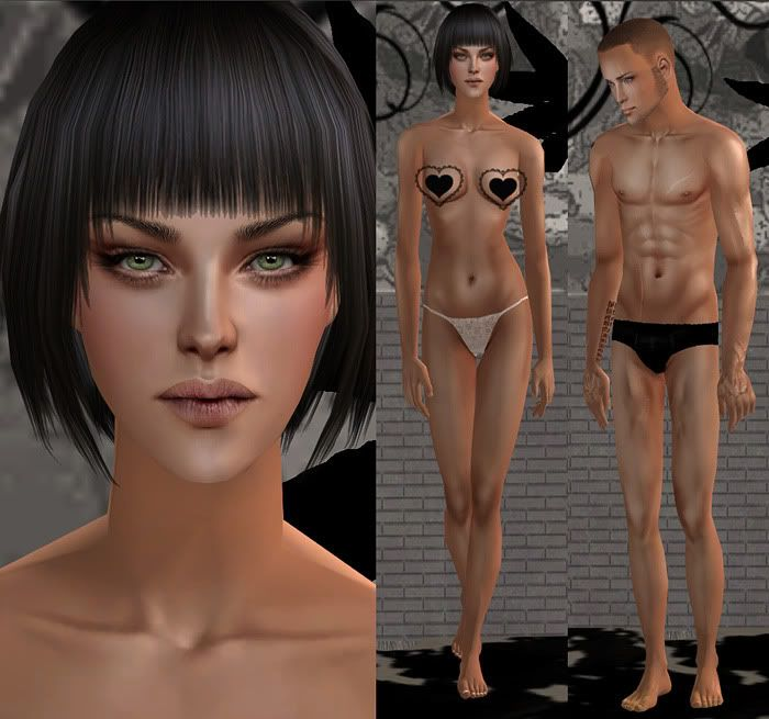 With you sims 2 adult skin amusing idea