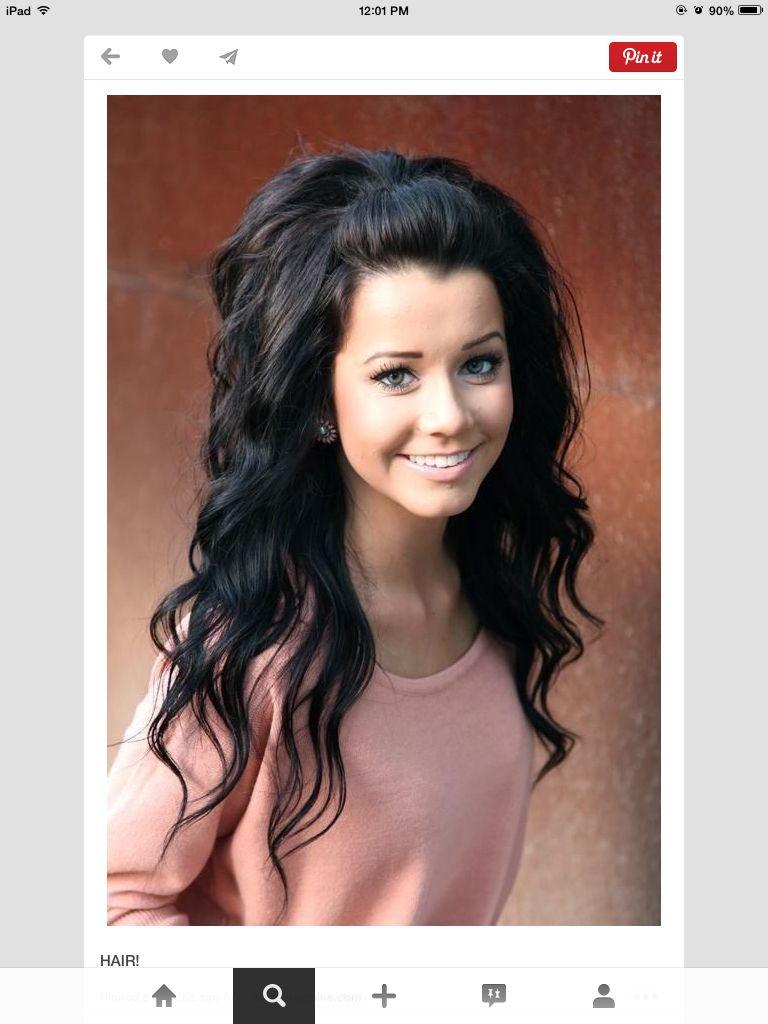 Cute curly hair style hairbeauty pinterest curly hair style
