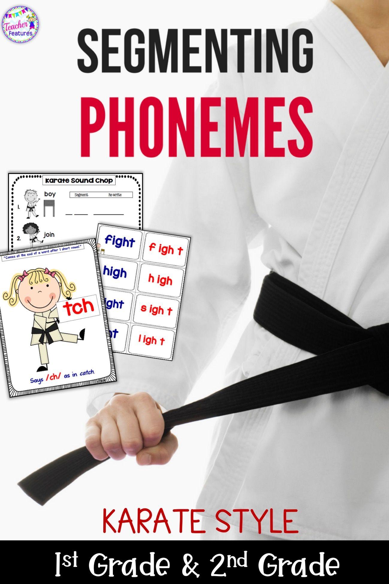 Phonemic Awareness Activities Amp Phoneme Segmentation
