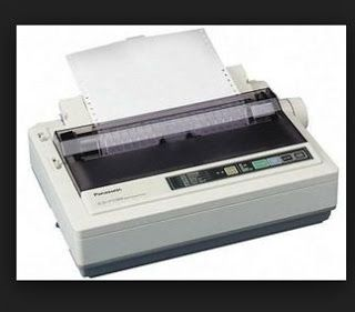 Information World Difference Between Dot Matrix Laser Printer Laser Printer Printer Sprout Social
