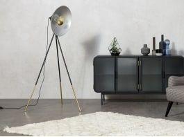 Asoka Modern Photographic Floor Lamp