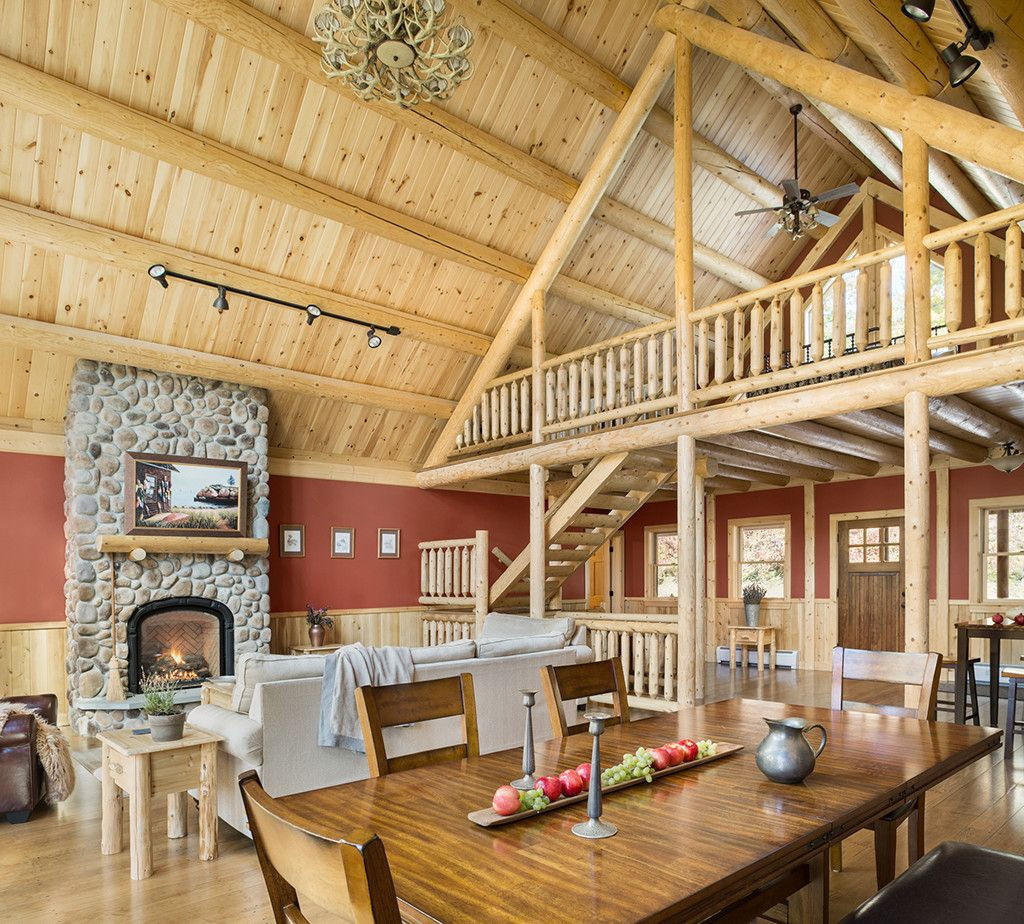 Rediker - 13061 - Katahdin Cedar Log Homes
