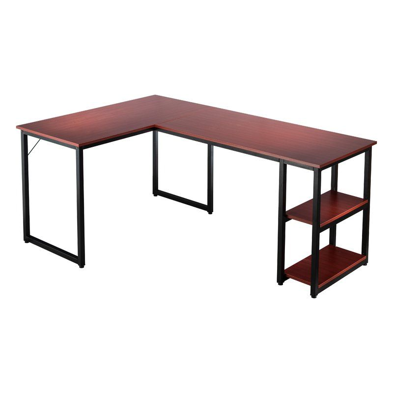 Gatun Office L Shaped Writing Desk L Shaped Corner Desk Desk L
