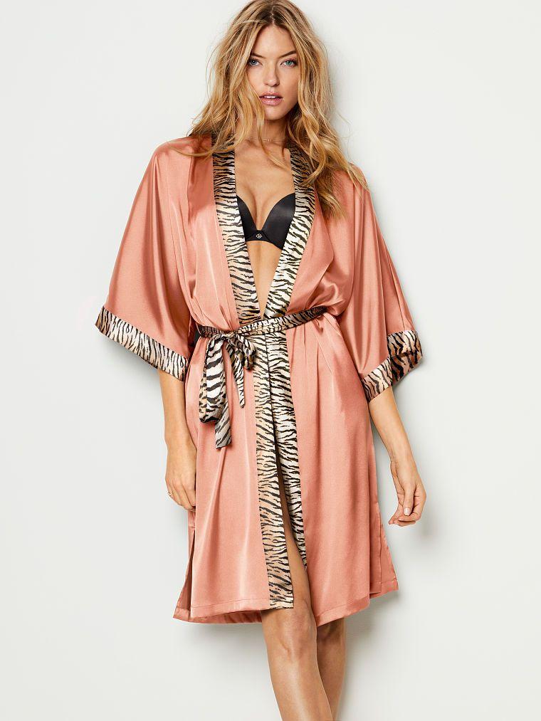 868e7d999ac Satin Kimono - Very Sexy - Victoria s Secret
