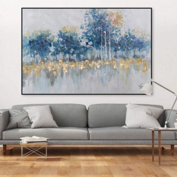 ol gemalde unbekanntes ufer 180x120cm leinwandgemalde leinwandbilder abstrakt idee farbe moderne kunst kaufen acrylbilder modern