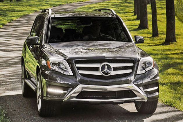 Truly Fit For A Lil Princess 2014 Mercedes Benz Glk 350