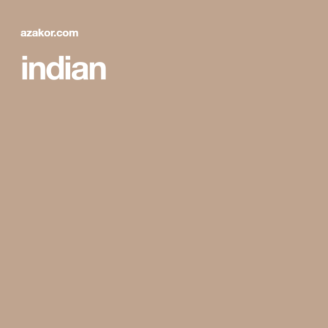 Indisch Porno