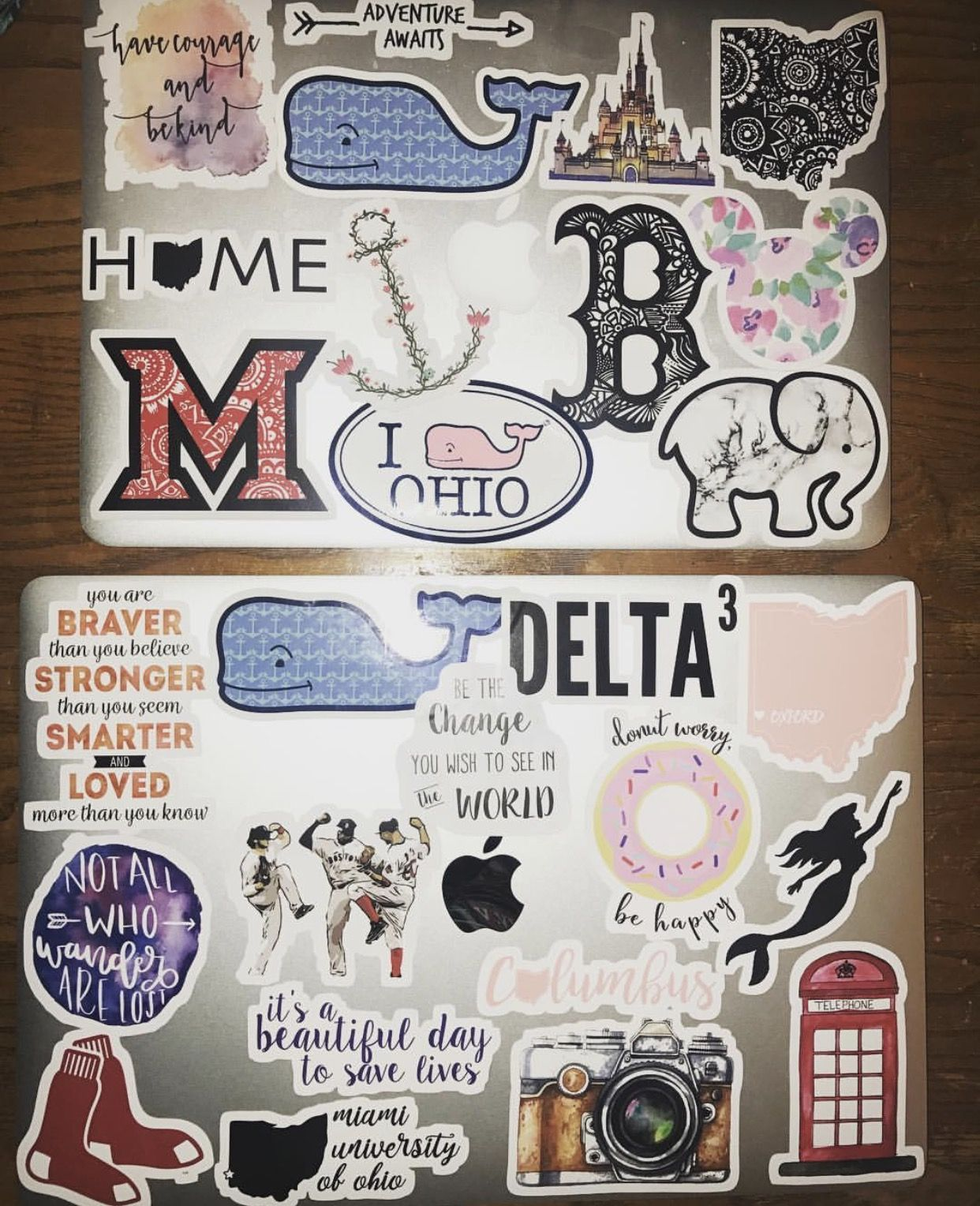 948c8f42cb2a ❁ pin: maverette17 | ig: maverette16 ❁ | Stickers | Macbook ...