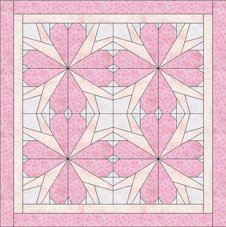 Patrones de patchwork patrones de patchwork paper - Patrones colcha patchwork ...
