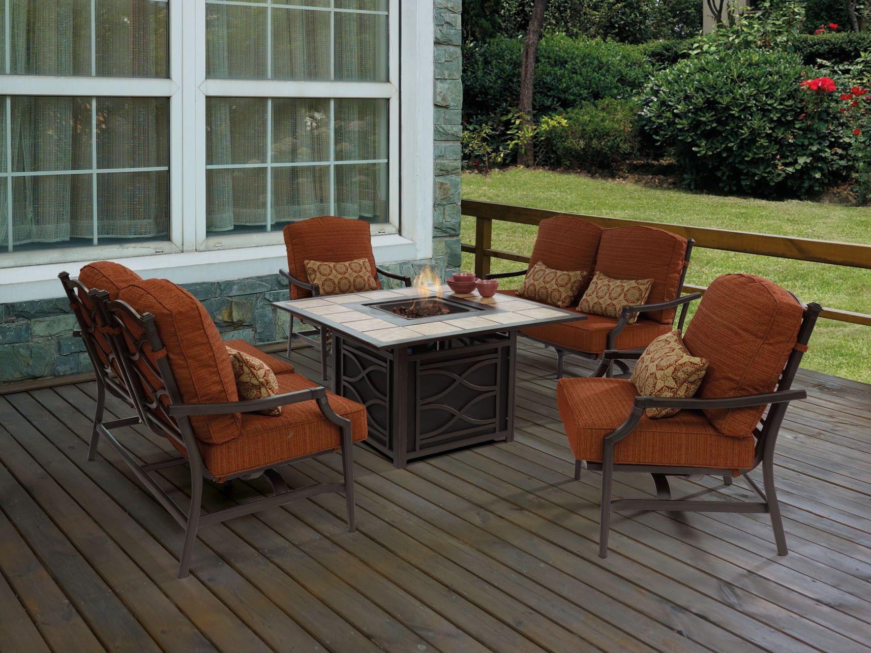 Palisades | Backyard furniture, Outdoor furniture sets ...