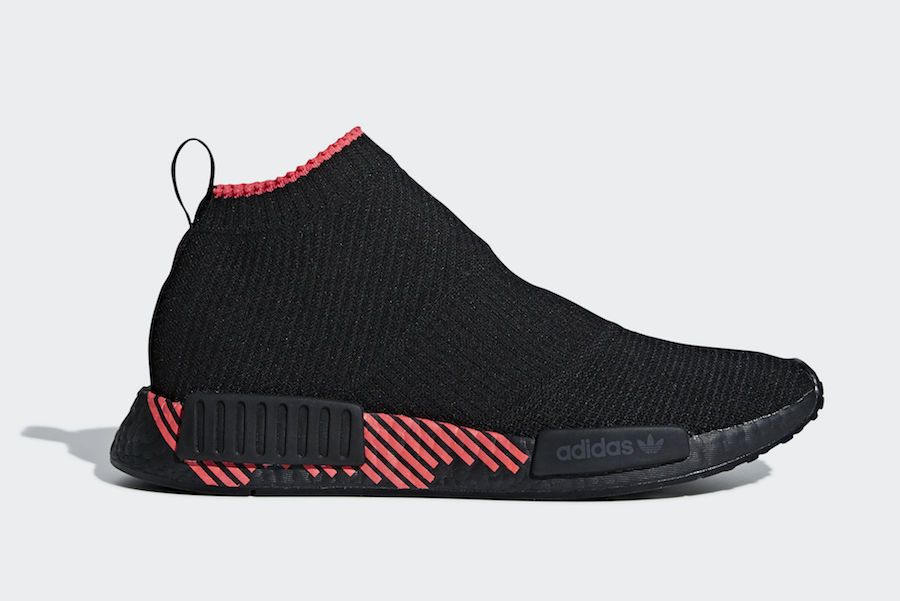 adidas NMD CS1 Shock Red G27354 Release