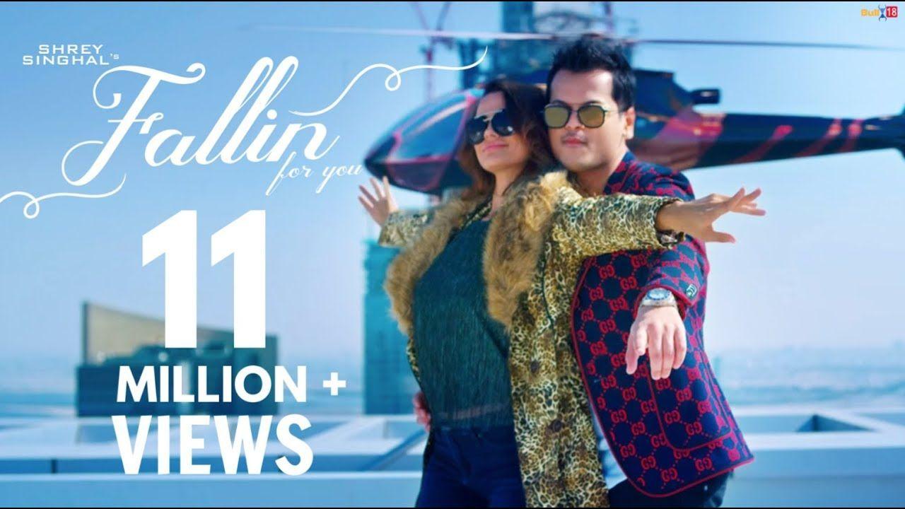 Fallin For You Shrey Singhal Official Video Directorgifty