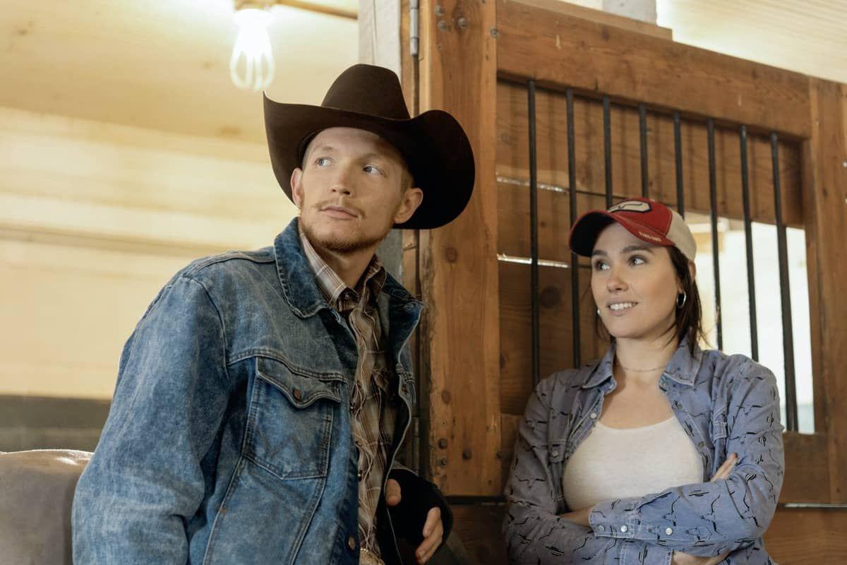 Yellowstone Season 3 Episode 8 Photos I Killed A Man Today Seat42f Yellowstone Jefferson White Eden Brolin