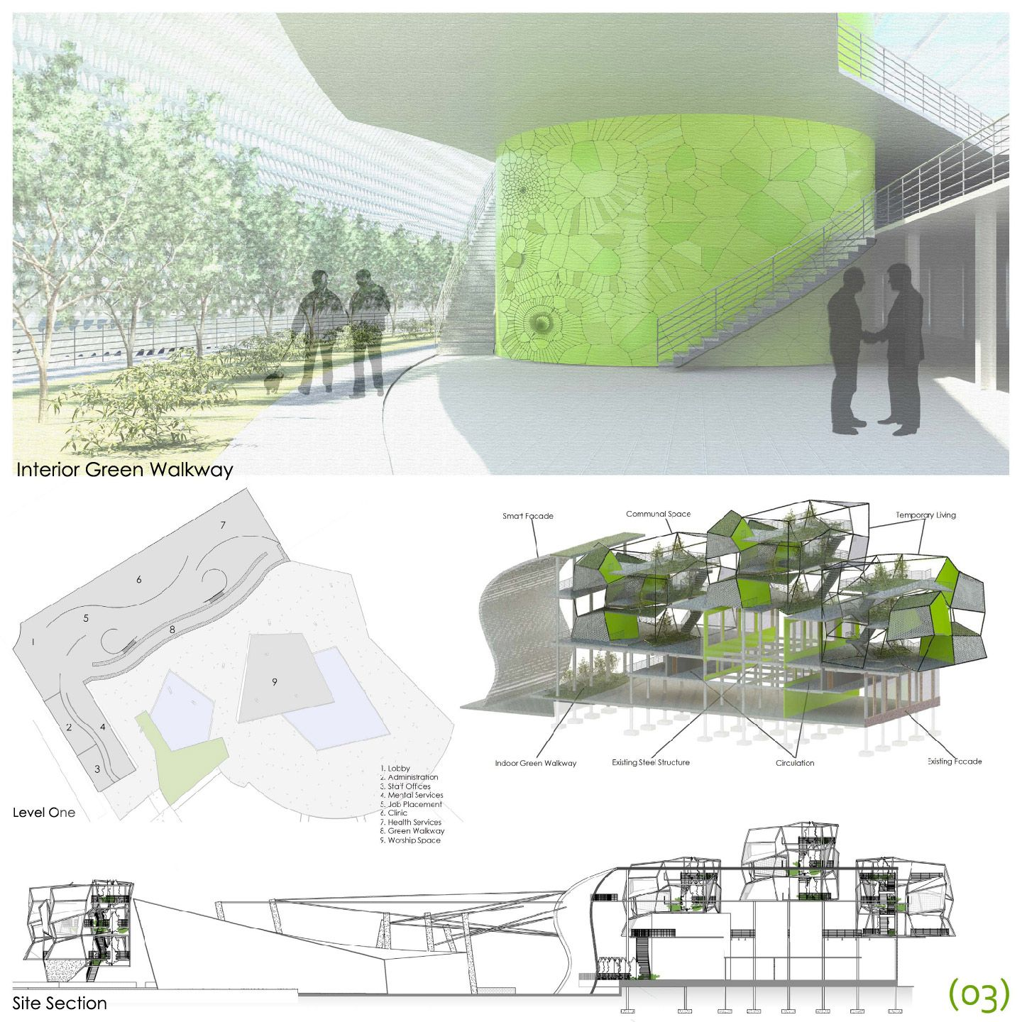 Architecture Presentation Boards Steel Competition Google Search