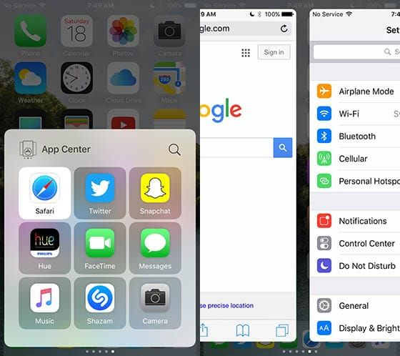 Cydia Tweak App Center v1.0.05 idevice and android news