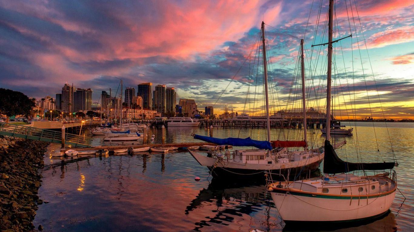 закат яхта - Поиск в Google | Путешествия, Закаты, Сан-диего