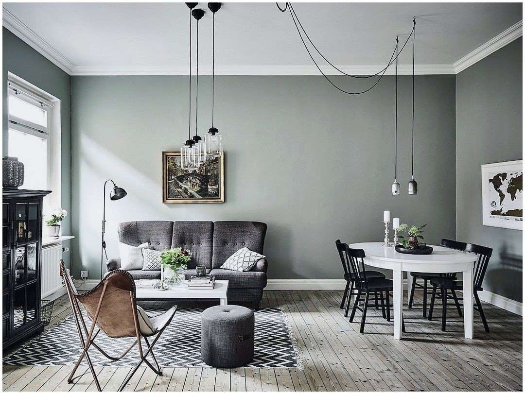 Deco Salon Blanc Gris Bois Also Idee Di Rh In Pinterest