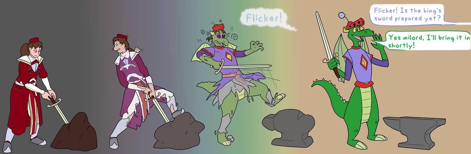 Flicker Blazing Dragons Tf Tg By Prurientpie By Https Www