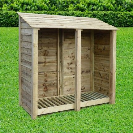 Hambleton log store   6ft   Rutland County Garden Furniture. Hambleton log store   6ft   Rutland County Garden Furniture