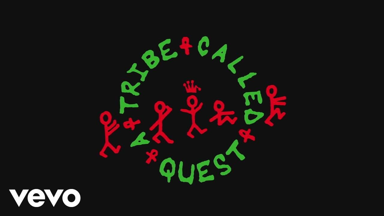 A Tribe Called Quest We The People Lyric Video Youtube