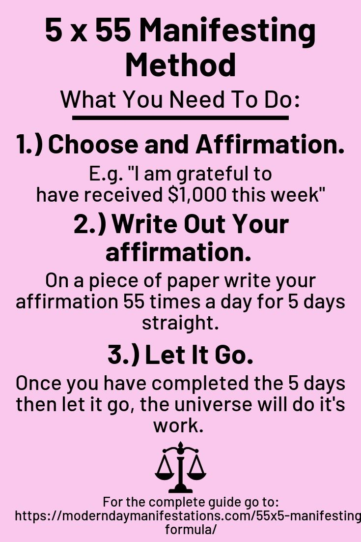 Top Law Of Attraction Techniques That Give Results